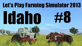 Farming Simulator 2013 S8E8: some new toys