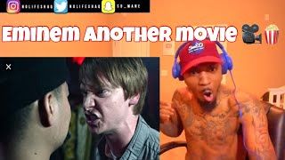 eminem the goat bodied uncensored official trailer produced by eminem reaction