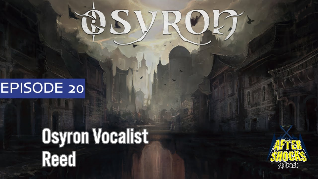 What's The Real Story Behind Canadian War History - Osyron Vocalist Reed Checks In