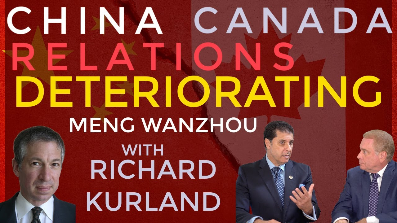 The Future, if any, of Canada-China Relations
