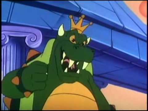 King Koopa Cusses Again