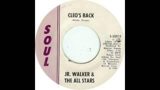 Video Cleo's Back - Jr. Walker & The All Stars (1965)  (HD Quality) download MP3, 3GP, MP4, WEBM, AVI, FLV September 2018