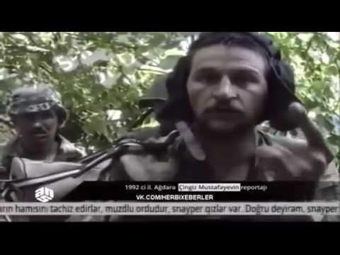 Арцахская война! Чеченцы в Карабахе на стороне азербайджанцев!