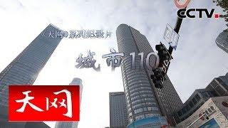 《天网》 城市110(一)·南京 | CCTV社会与法