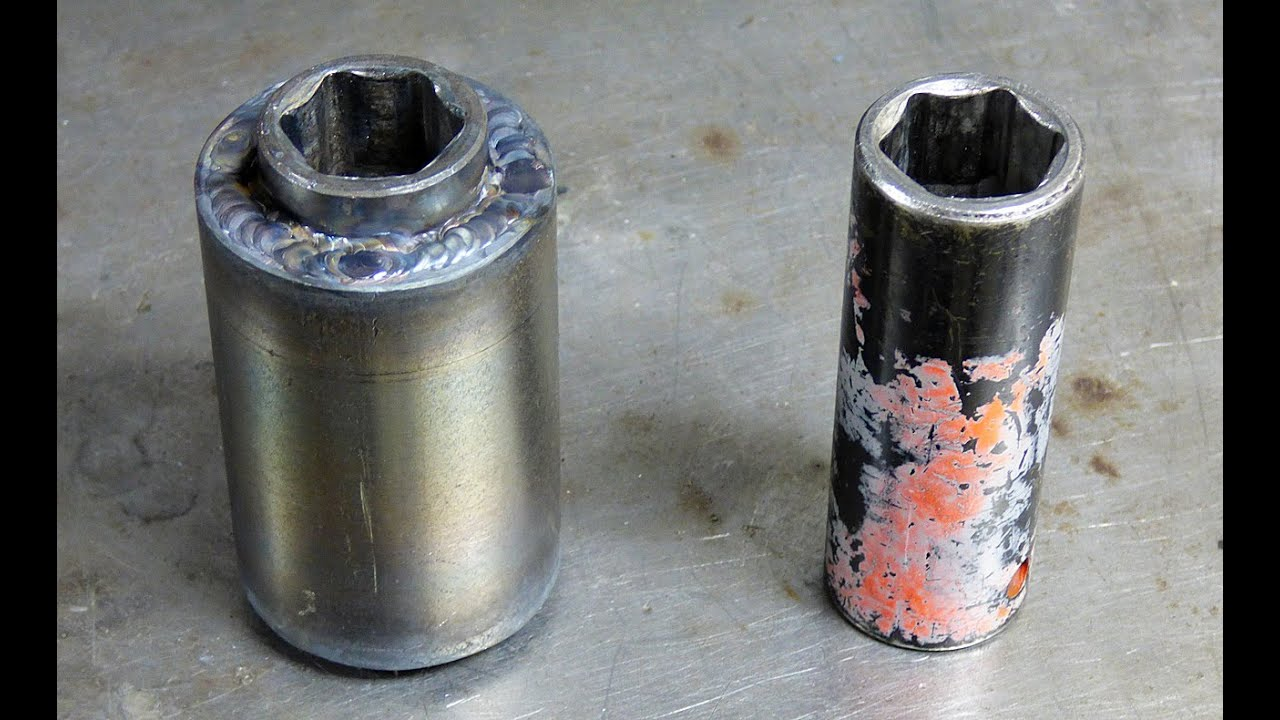 Remove Broken Bolt >> heavy vs light impact socket - YouTube