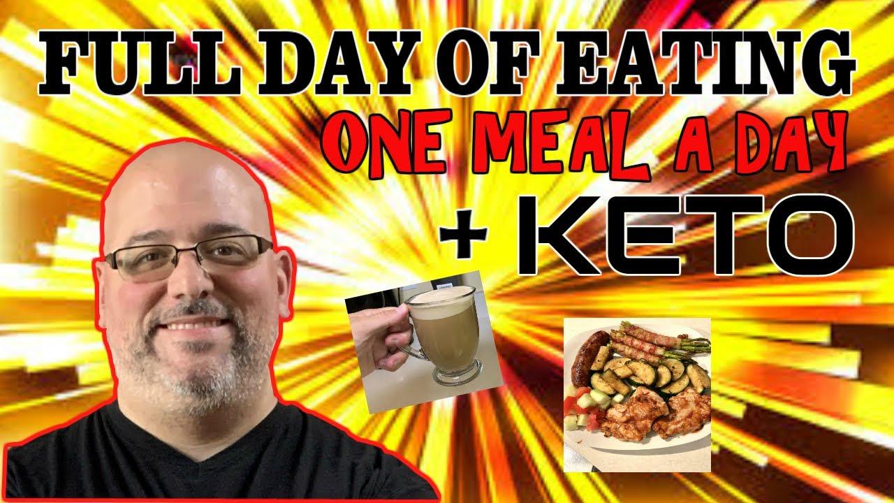 Full Day Of Keto Eating