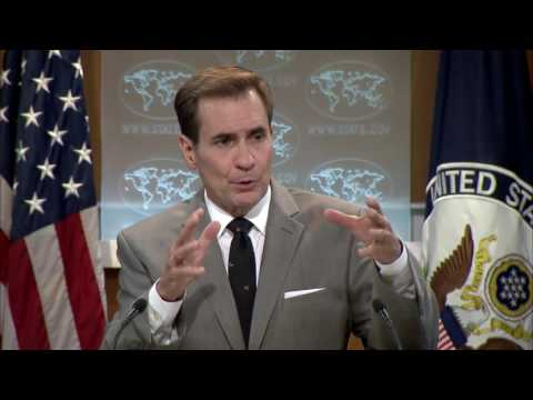 Daily Press Briefing - August 30, 2016