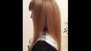 Буст ап волос до и после!