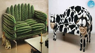 Most Unusual Sofa Designs You Have Never Seen Before
