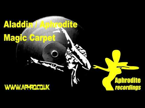 Aladdin / Aphrodite - Magic Carpet