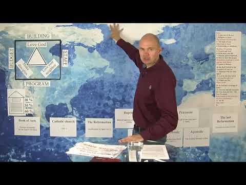 Lezione 18 - Pioneer School - La visione di Gesù per la chiesa