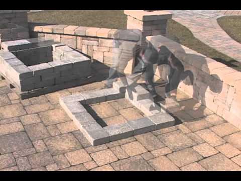 Firepit Kit Square -- Assembly Video - Firepit Kit Square -- Assembly Video - YouTube