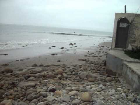 Malibu - Ventura - Santa Barbara SURF & SUP Video tour guide. FREE DVD - Guess this Secret Spot?