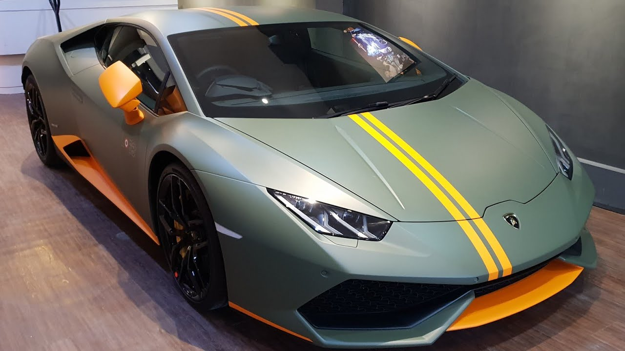 In Depth Tour Lamborghini Huracan Avio Lp610 4 Indonesia Youtube