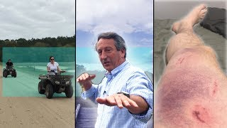 We Crashed A Congressman's ATV (11 Hours With Mark Sanford)