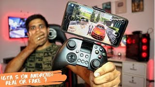 How To Play GTA 5 On Phone? Real Or Fake ?😱