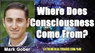 Mark Gober - Downloading Consciousness Into Your Brain? Is This Where We Get Ideas & Inspiration??