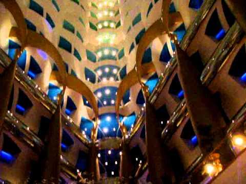 Dubai hotel la vela youtube for Hotel de dubai