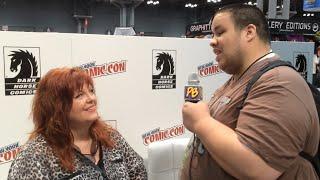Gail Simone Talks Conan And Red Sonja With Ramon! NYCC'14