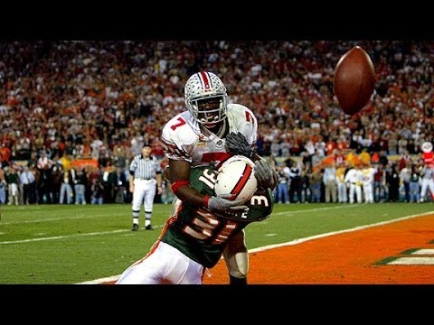Ohio State Miami:Pass Interference Radio Call - YouTube