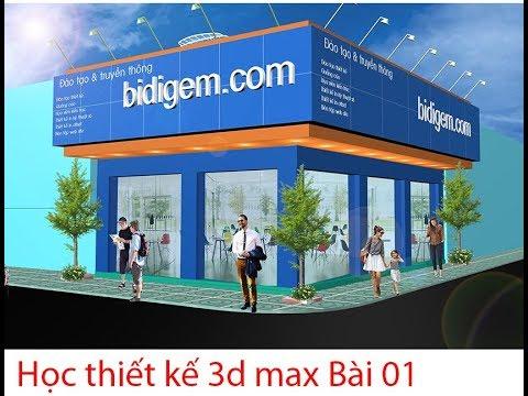 THIET KE 3D MAX  THI CONG QUANG CAO 3D 2 MAT TIEN BAI 01