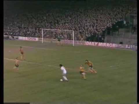 Tottenham Hotspur 3 0 Wolverhampton Wanderers 1980 81 FA Cup Semi Final Replay