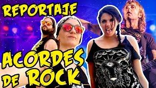 DARK FUNERAL y SAUROM en Acordes de Rock - Sábado