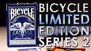 Deck Review - Bicycle Limited Edition Series 2 [HD]