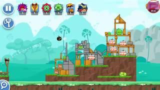 Новинка! Обзор игры angry birds!!! / Видео