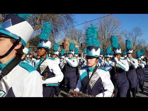 Siegel High School Murfreesboro Christmas Parade 2017