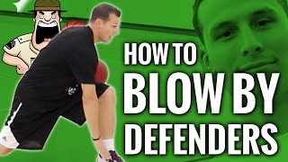 8 of the best basketball moves to blow by a defender