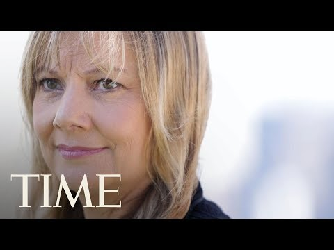 Mary Barra On Being The First Woman CEO Of General Motors & The Pressure Put On Women | TIME