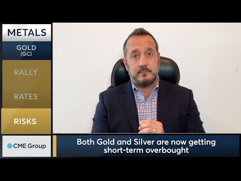 August 6 Metals Commentary: Bob Iaccino