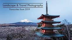 Favourite images of 2019 - Landscape and Travel Photography