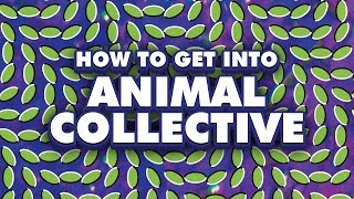 How To Get Into ANIMAL COLLECTIVE YouTube Videos
