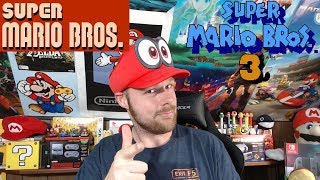 Super Mario SPEED RUN! (Beating Every Old-School Mario Game Before Odyssey)