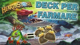 DECK PER FARMARE GOLD VELOCI!! [HEARTHSTONE ITA]