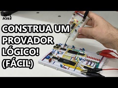 Multiplexação de displays 7 segmentos com Arduino from YouTube · Duration:  11 minutes 43 seconds