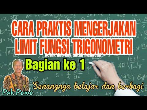 #belajardarirumah-#matematikamudah-cara-praktis-mengerjakan-soal-fungsi-trigonometri-bagian-ke-1