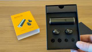 Aermoo B2 Wireless Stereo Earphone Unboxing