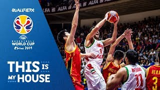 Lebanon v China - Full Game - FIBA Basketball World Cup 2019 - Asian Qualifiers