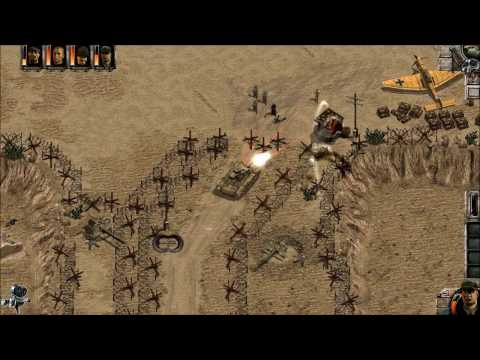 Commandos 2: Destination Paris 1.43 - [BEL 10] Operation Icarus