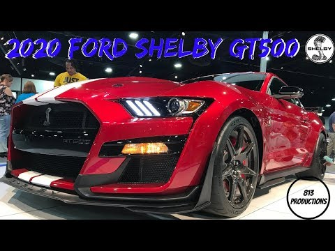 2020 Shelby GT500 Overview!