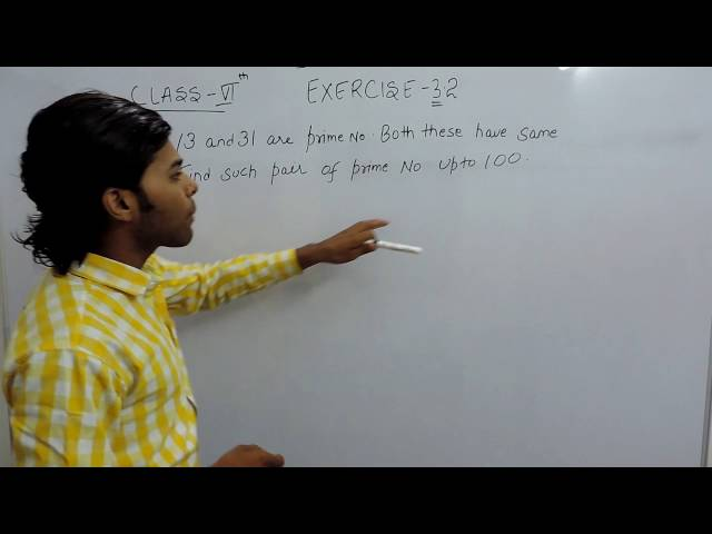 Exercise 3.2 Question 3 NCERT/CBSE Solutions for Class 6th Maths (Chapter 3) Playing with Numbers