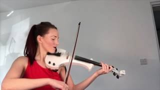 Alexandra - Electric Violin Cover -Chi Mai by Ennio Morricone