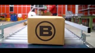 BUHLMANN GROUP - Das automatische Kleinteilelager / Automatic Small Parts Storage System