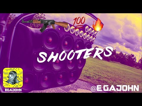 Gucci Mane - Shooter Ft. Young Scooter & Yung Fresh (Chopped & Screwed)