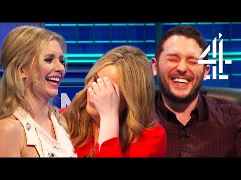 BEST Roisin Conaty Moments on 8 Out of 10...