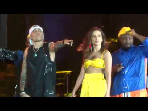 Black Eyed Peas - eXplosion feat Anitta -  at Rock In Rio 2019