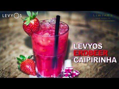 Erdbeer caipirinha rezept